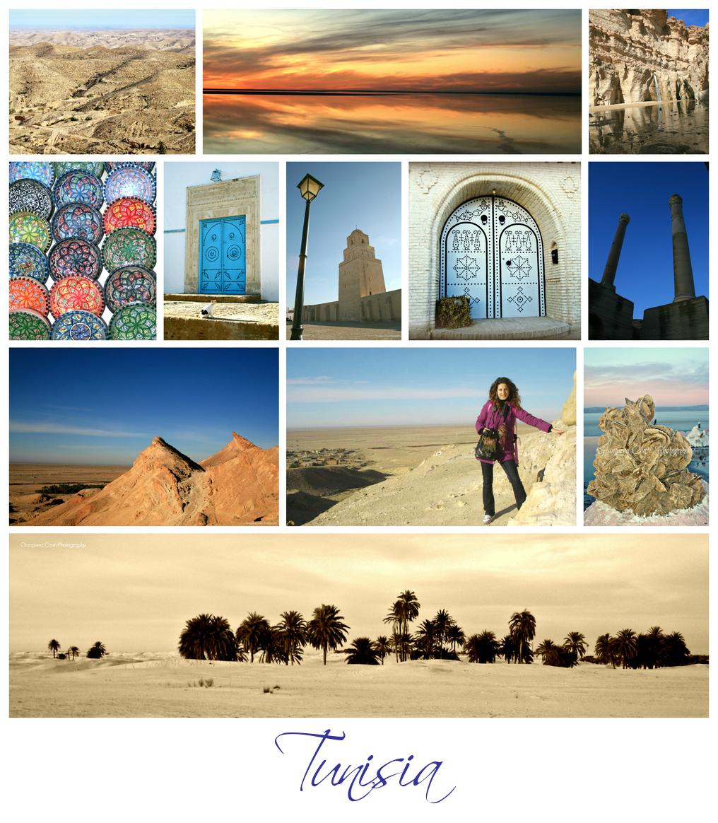 Tunisia COllage