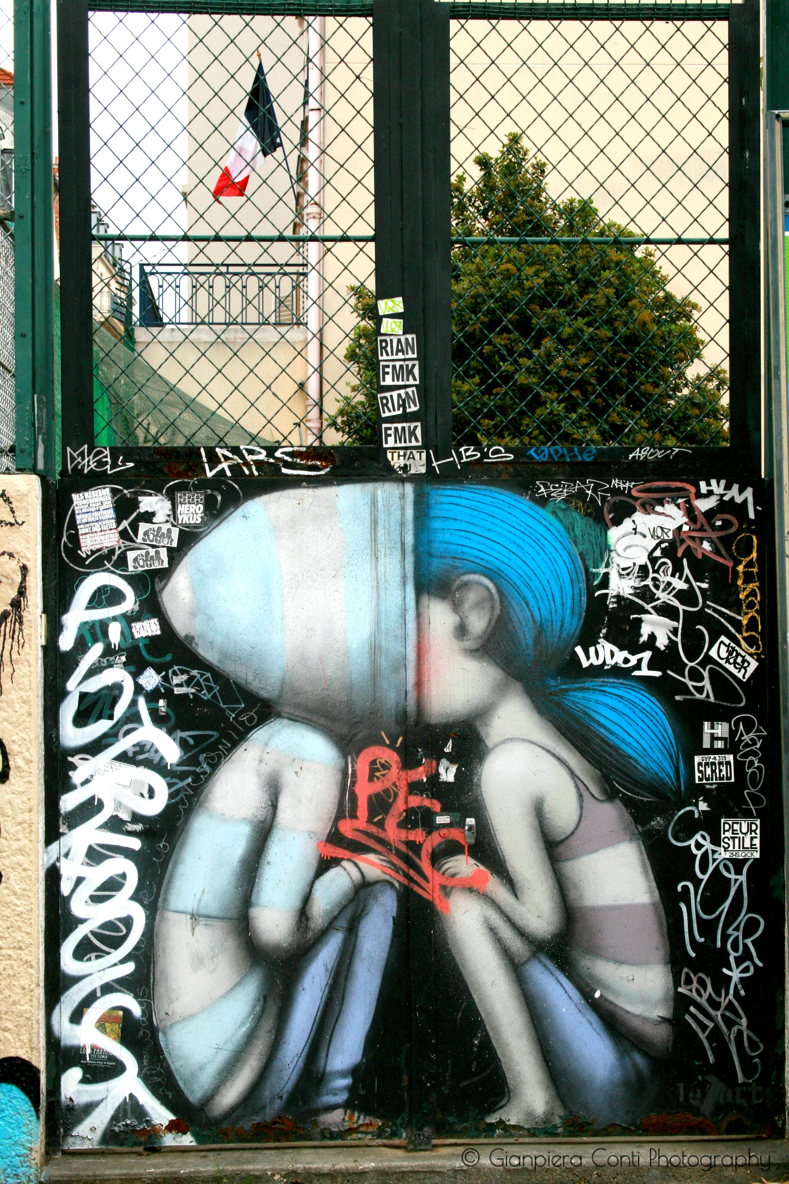 Rue Mouffetard Julien Seth