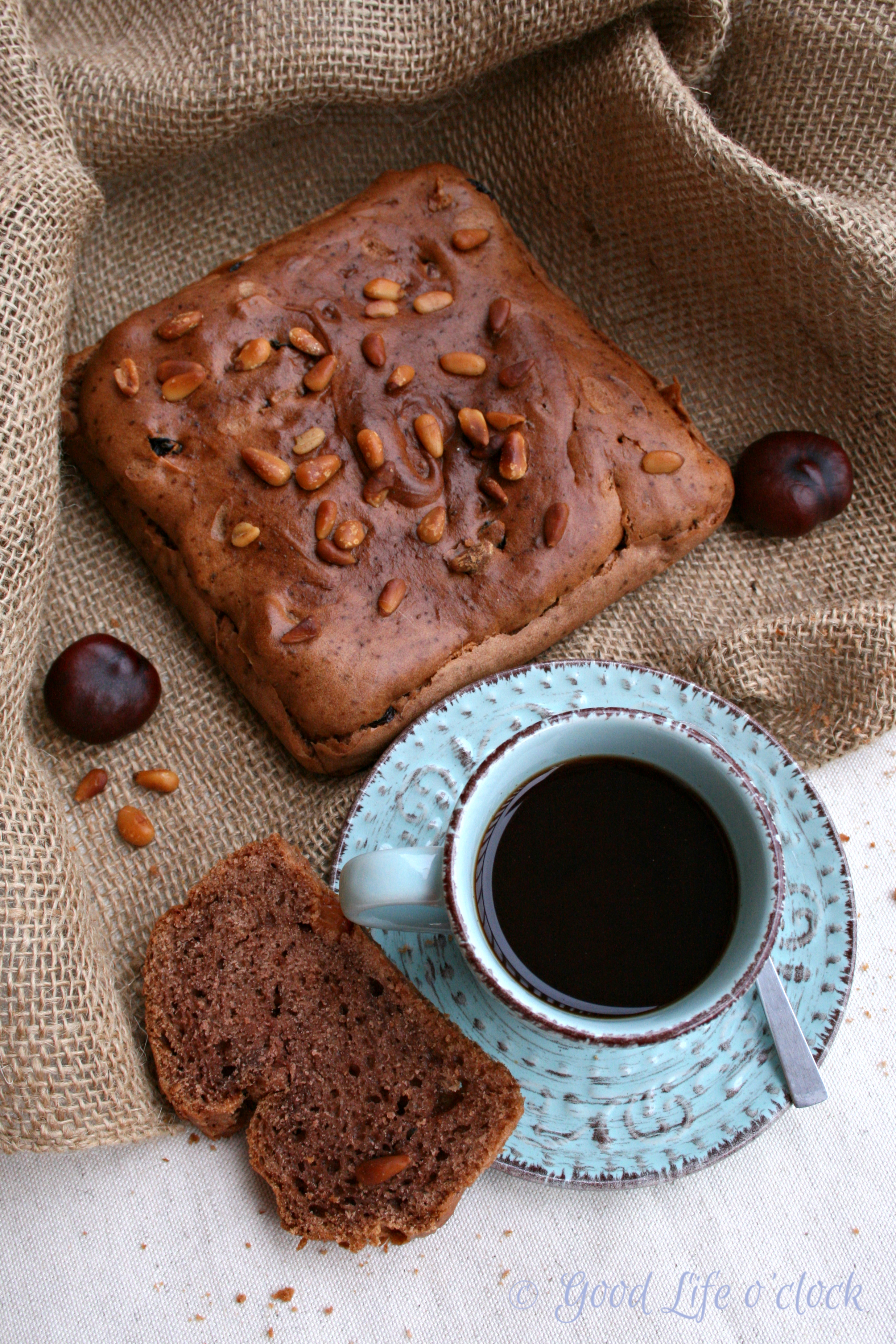 Vegan Chestnut Bread