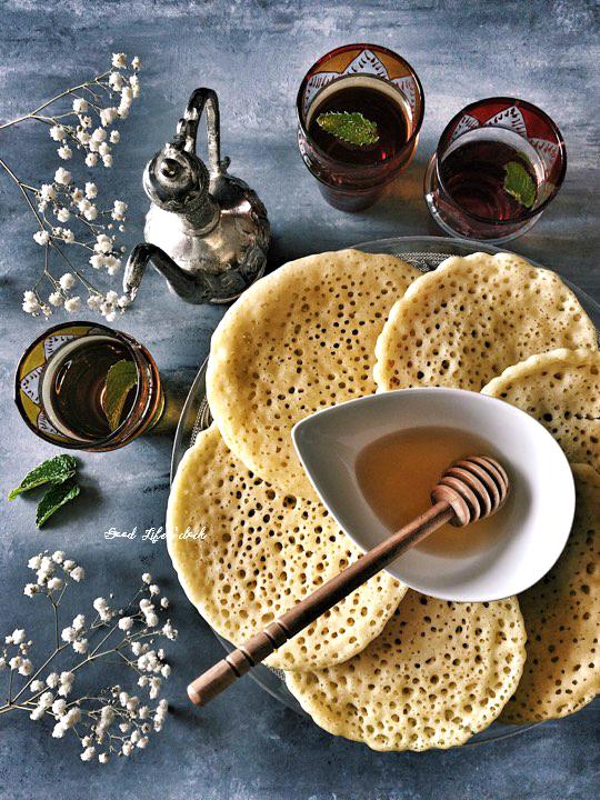 Baghrir Pancakes